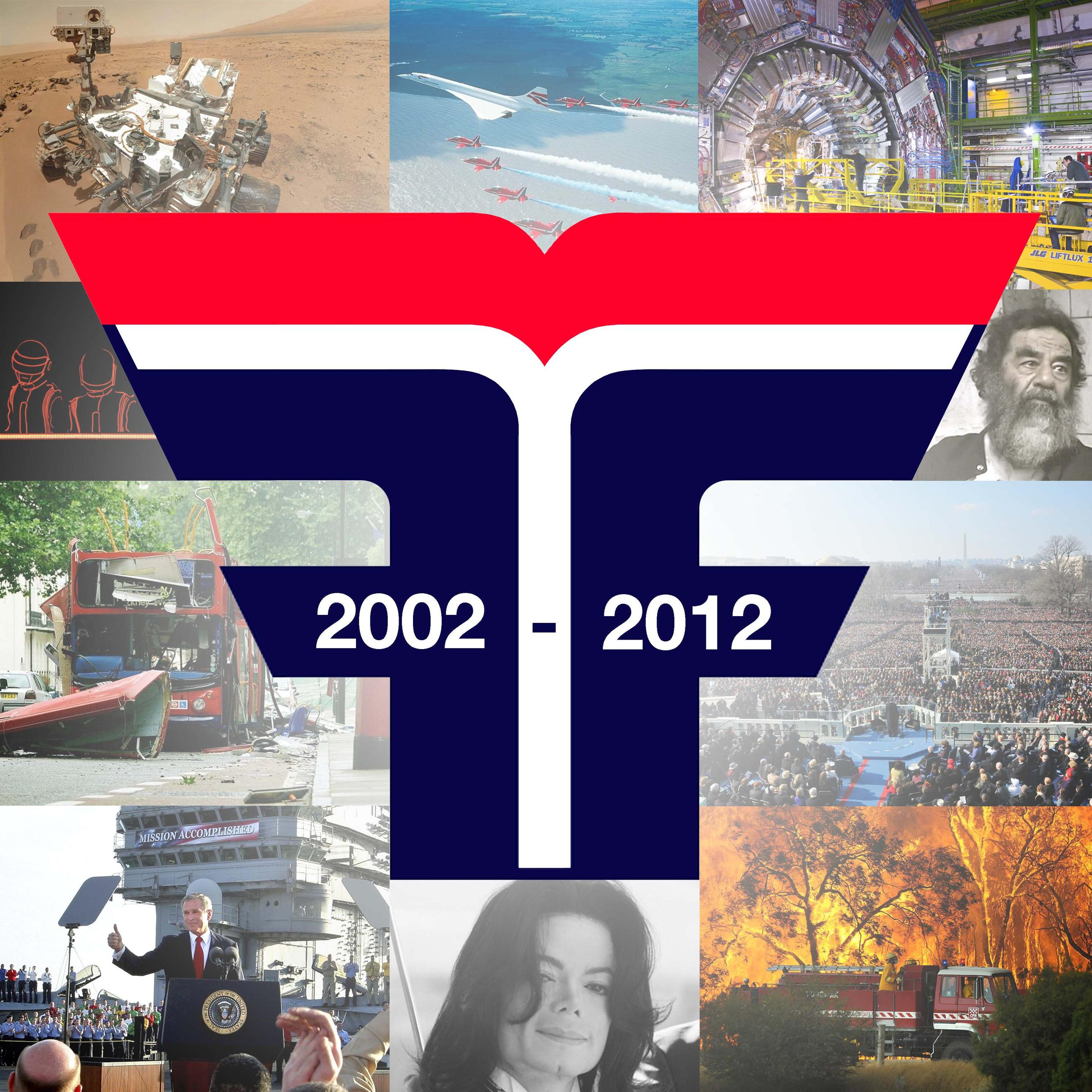 Flight Facilities for Triple j Mix Up Exclusives: 2002-2012