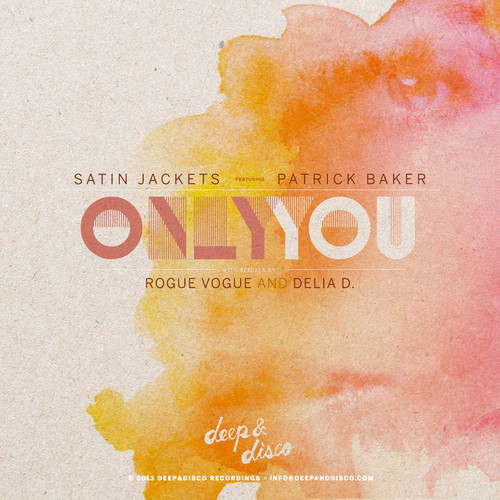 Satin Jackets - Only You