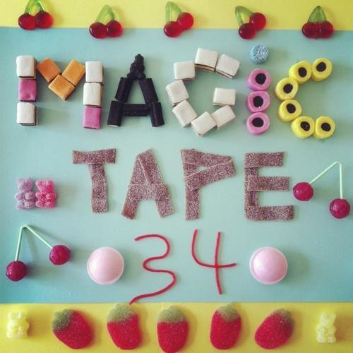 The Magician - Magic Tape 34