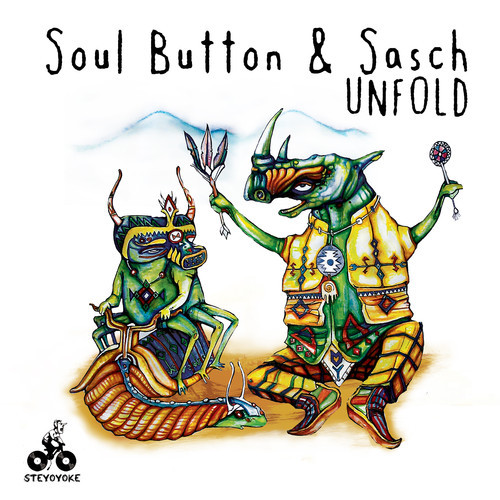 Soul Button & Sasch - Unfold