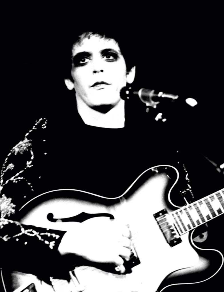 Lou Reed tribute edits