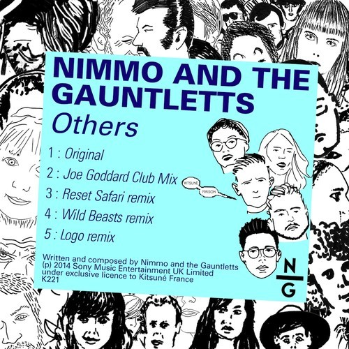 DYLTS Nimmo And The Gauntletts - Others