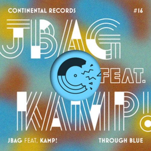 DYLTS JBAG feat. Kamp! - Through Blue EP