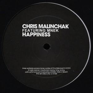 DYLTS - Chris Malinchak - Happiness (feat. MNEK)