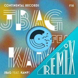 DYLTS - JBAG - Through Blue Remix (feat. Kamp!)