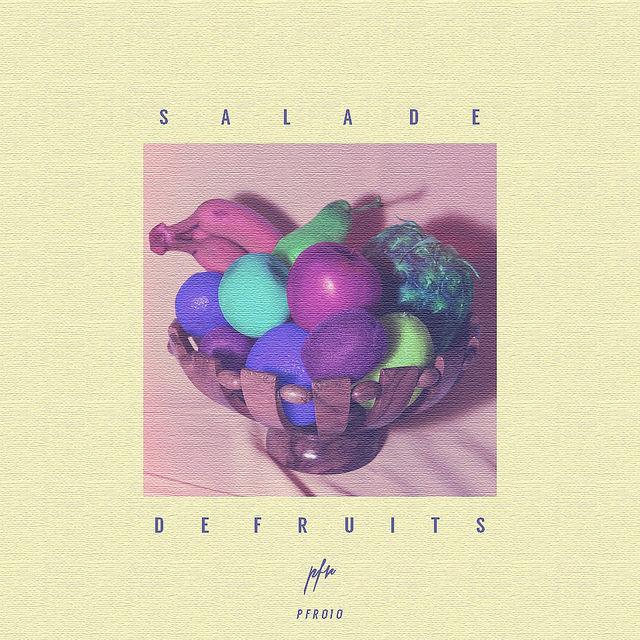 Bleu Toucan – Salade de Fruits EP