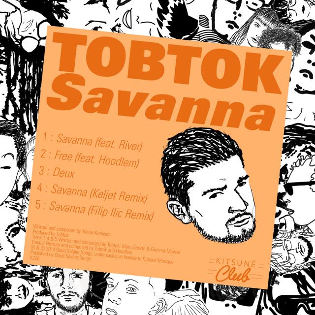 DYLTS - Tobtok - Savanna EP
