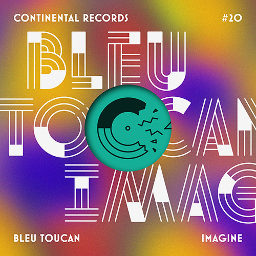 DYLTS - Bleu Toucan - Imagine EP