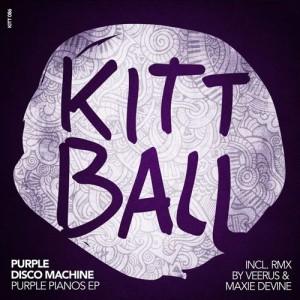 DYLTS - Purple Disco Machine - Purple Pianos EP