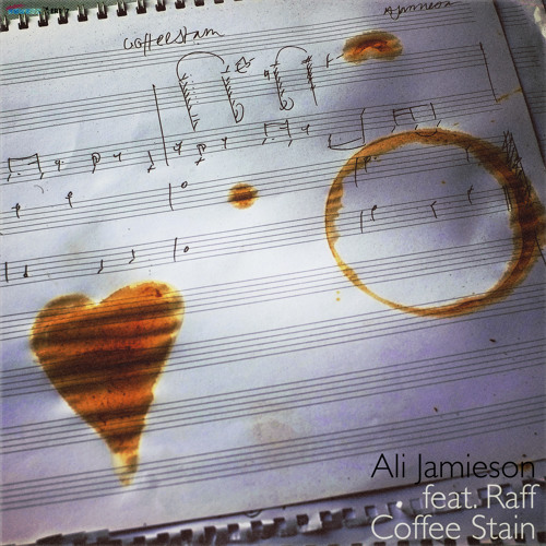 DYLTS -  Ali Jamieson (Feat. Raff) - Coffee Stain