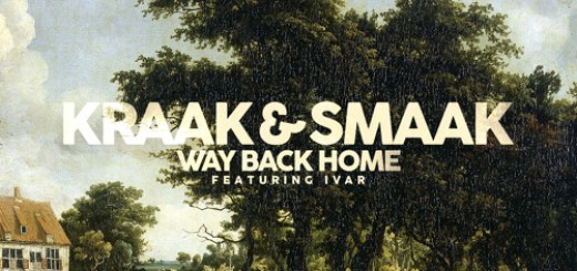 DYLTS - Kraak & Smaak - Way Back Home (ft. Ivar)