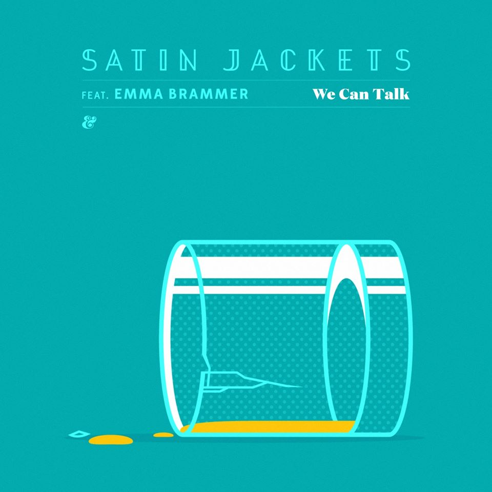 DYLTS - Satin Jackets feat. Emma Brammer – We Can Talk