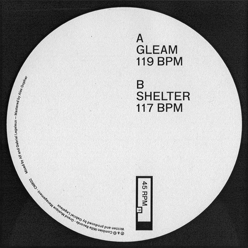 DYLTS - Superpoze - Gleam / Shelter EP