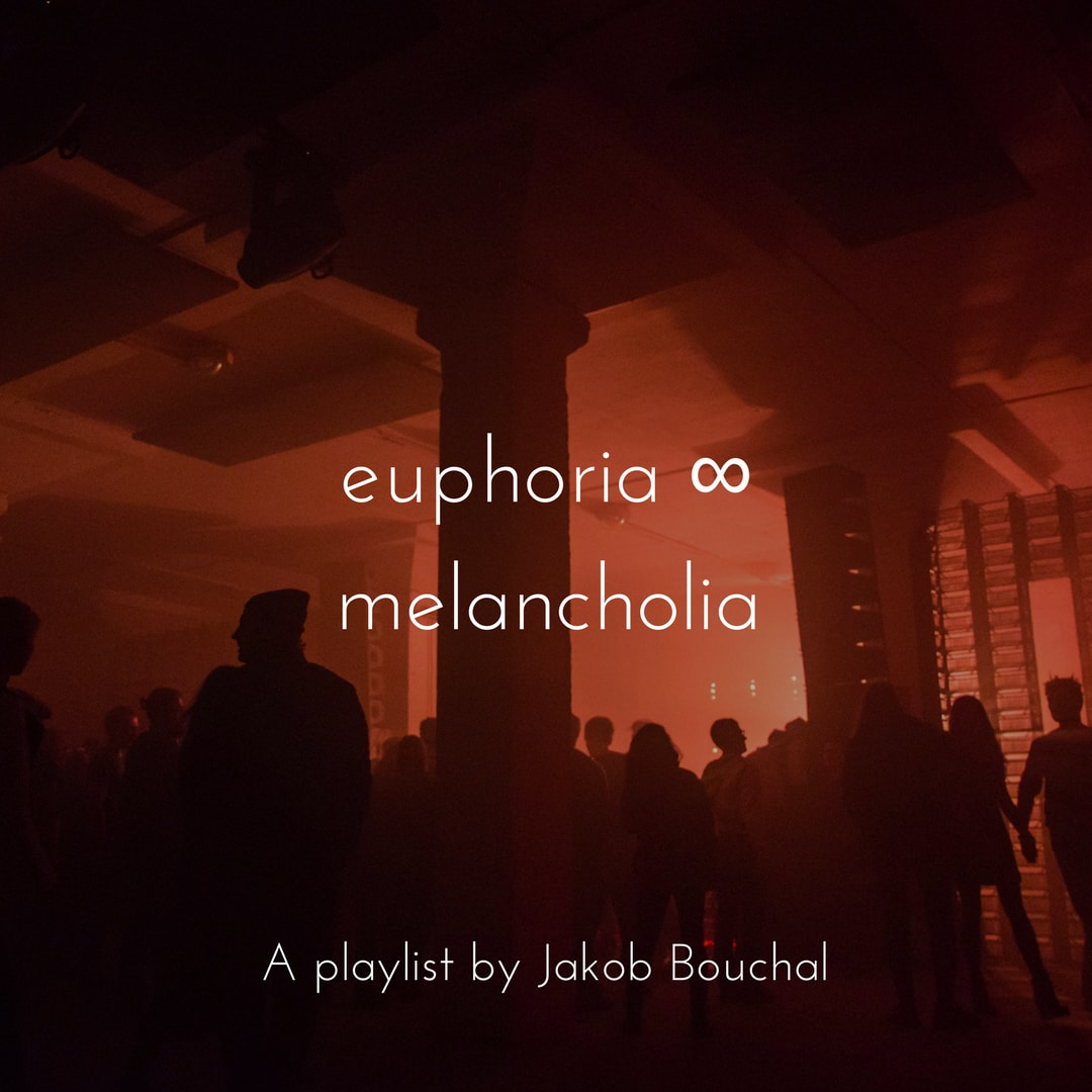DYLTS-euphoria-∞-melancholia-playlist-by-Jakob-Bouchal