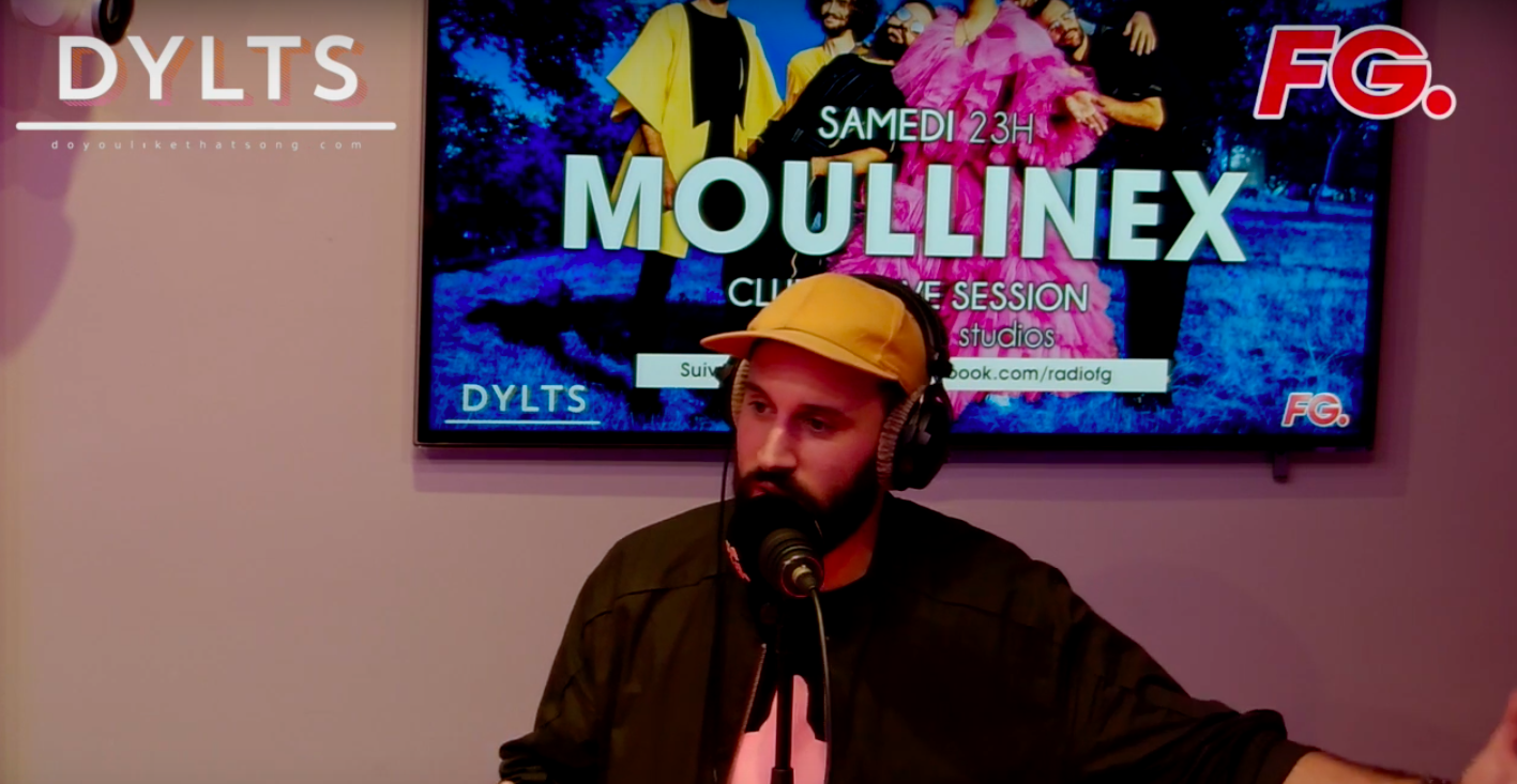 DYLTS Moullinex Interview FG Radio