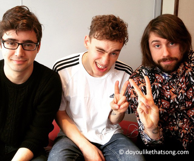 DYLTS - Years & Years Interview