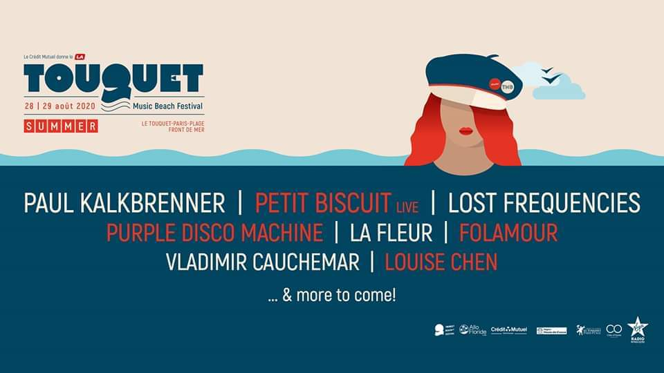 Touquet Music Beach Festival 2020