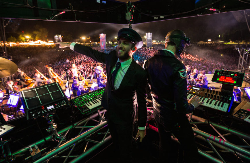 Flight Facilities celebrate 10 years as a duo